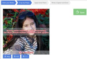 Cara Upload Gambar Atau Video Ke Instagram Lewat Komputer 3
