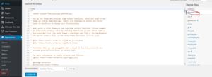 cara memasang iklan matched content adsense di blog wordpress self hosted 5