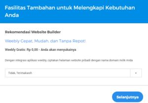 cara mengganti domain blog menjadi .id 4