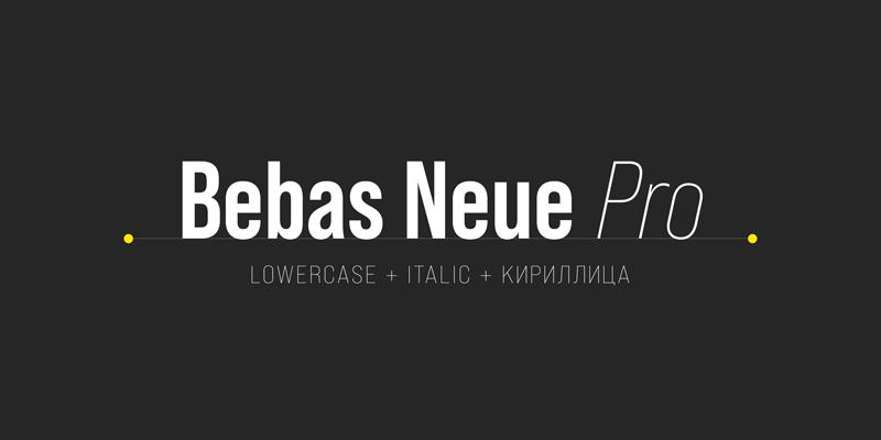 Download 10 Font Tebal TTF Terbaik Terbaru 2019 Gratis bebas_neue