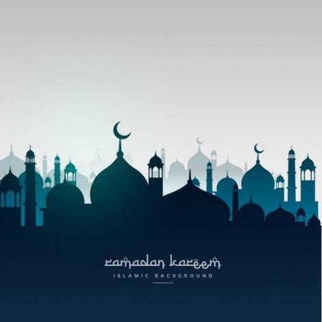 Download Kumpulan 5 Vector Masjid Keren Terbaik Terbaru 2019 3