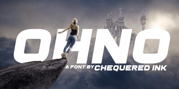 Kumpulan Font Terbaik Terbaru Maret 2019 Part 2 ohno_2