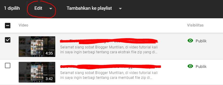 Cara Menonaktifkan Komentar Di Video Youtube 2