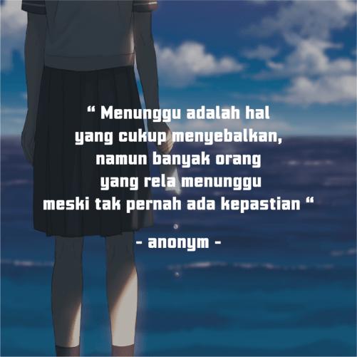 Kumpulan Mentahan Background Quotes Anime Terbaru 2019 4