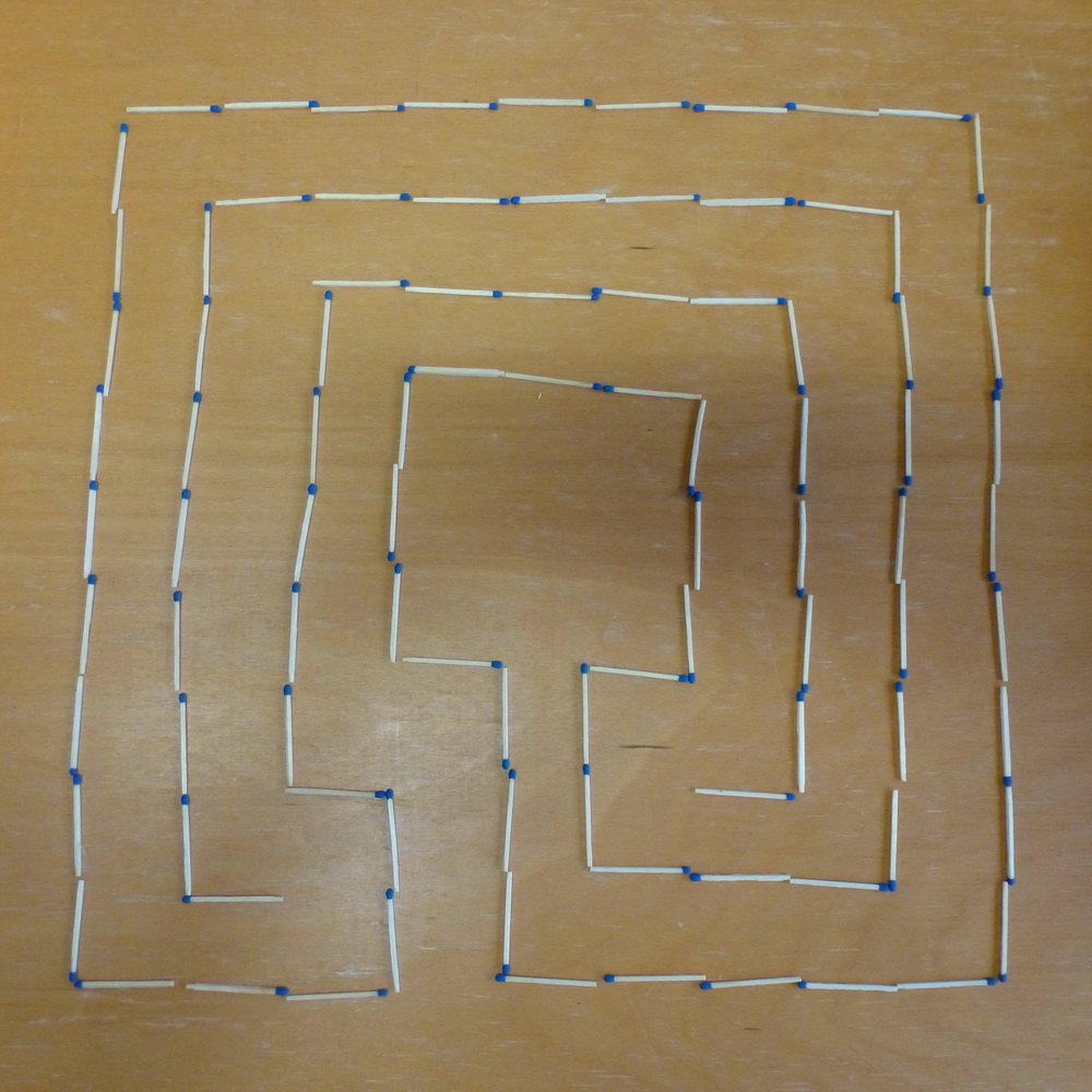The Classical 7 Circuit Labyrinth