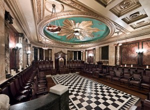 Masonic Temple, Liverpool Street