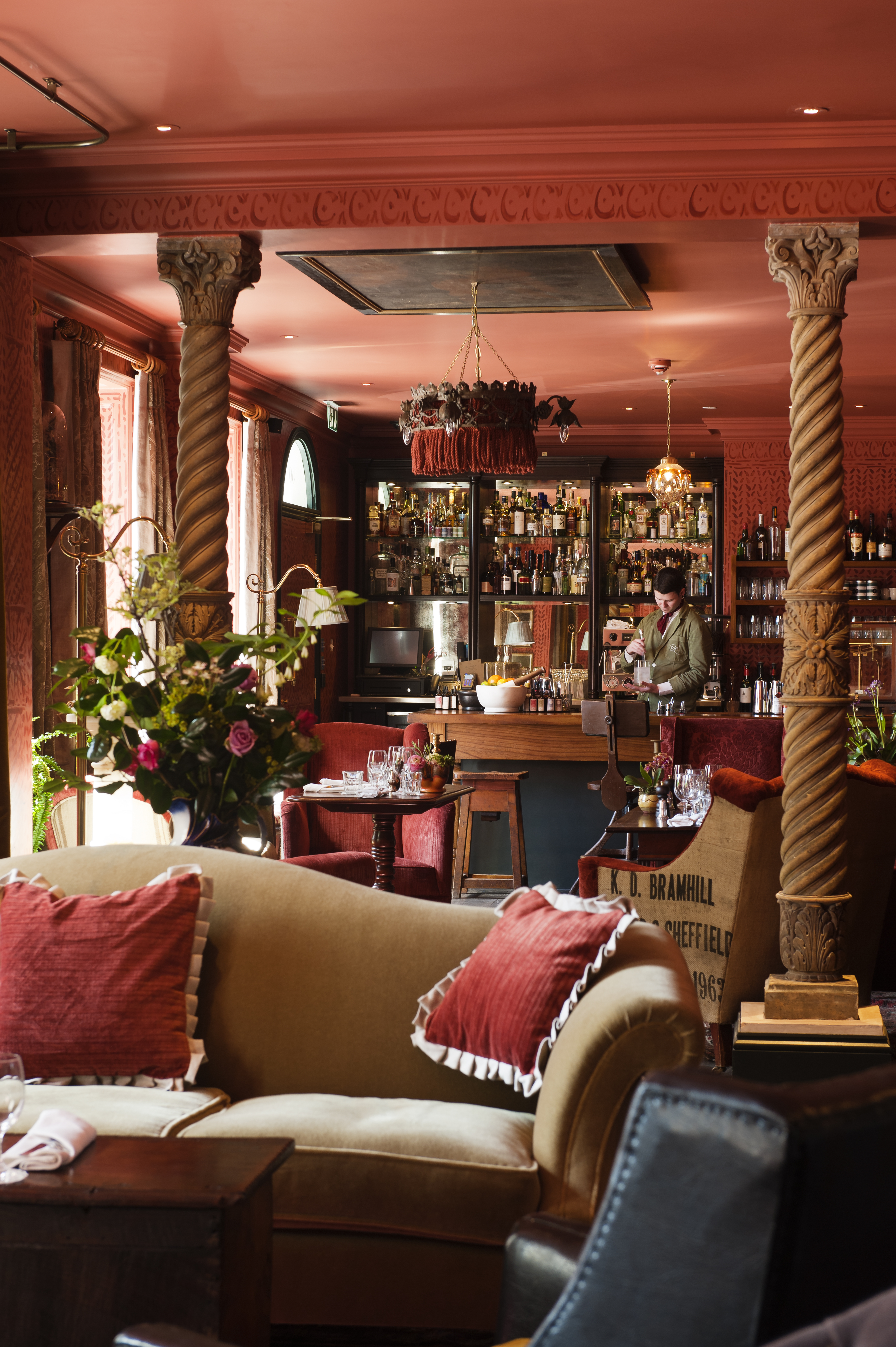 The Zetter Townhouse Is Crammed Full Of Collectibles Taxidermy And Victoriana From Aunt Wilhelminas Travels Its