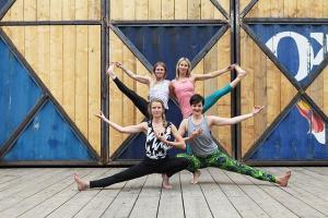 Yoga Pop