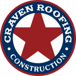 Craven Roofing & Construction, Inc. - Official Logo
