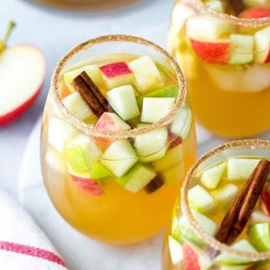 10 Ways To Spice Up Your Apple Cider This Season