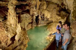 Natural Bridge Caverns is a great place to visit in San Antonio