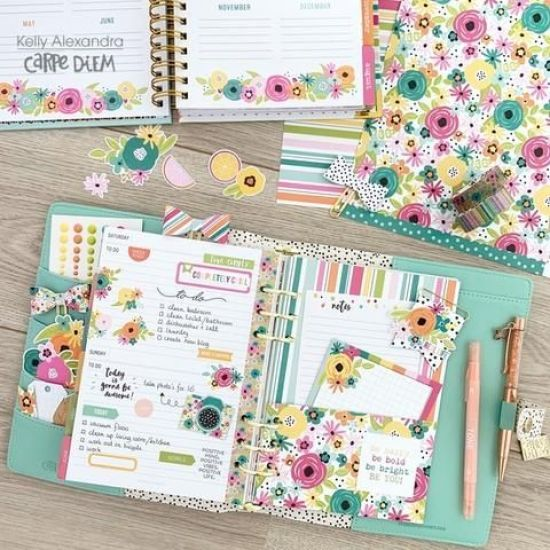 How To Organize Your Planner For School