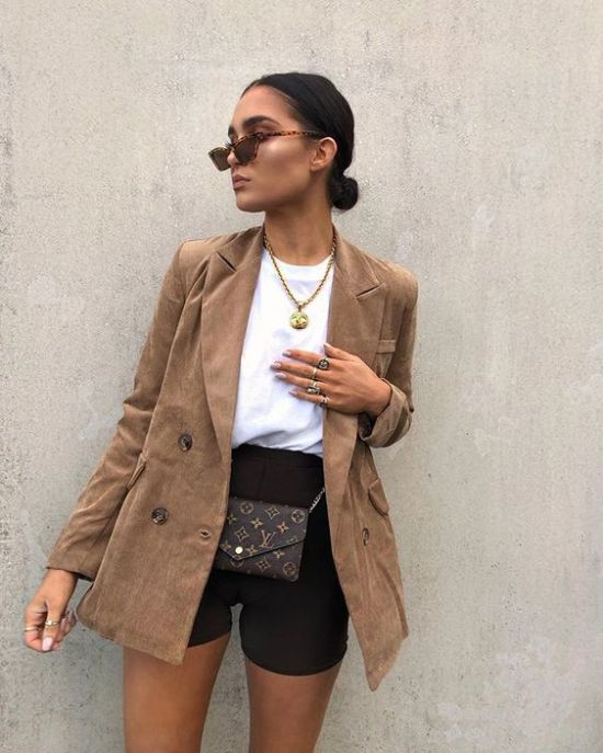 10 Ways To Rock A Blazer