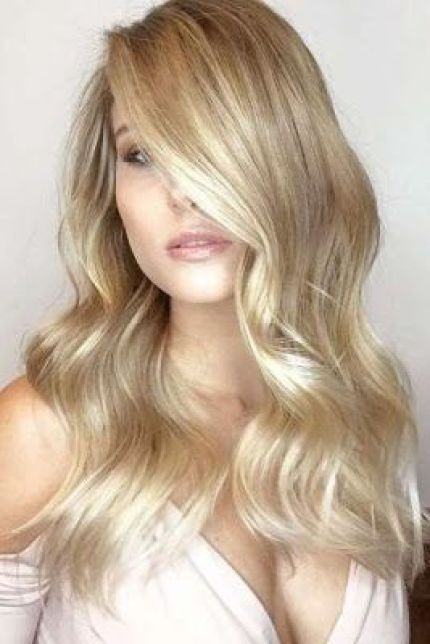 Spring 2019 Hair Color Trends change every year, but sometimes they make a comeback with little hint of another color.