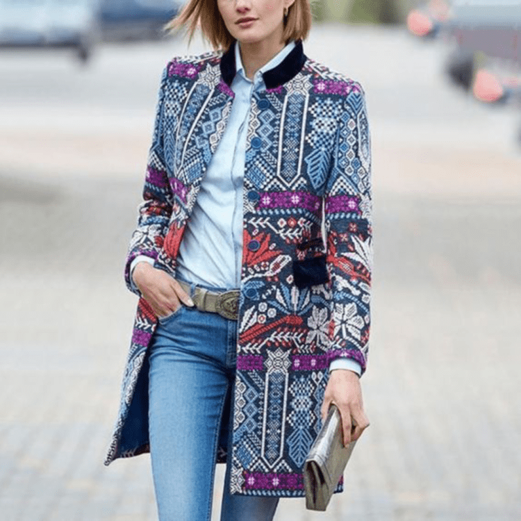 How To Work Fall Prints Into Your Daily Looks