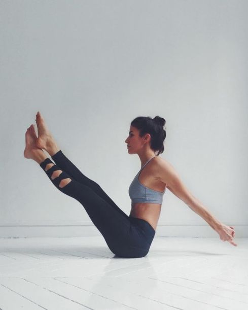 8 Yoga Poses That Will Help You Manage Stress