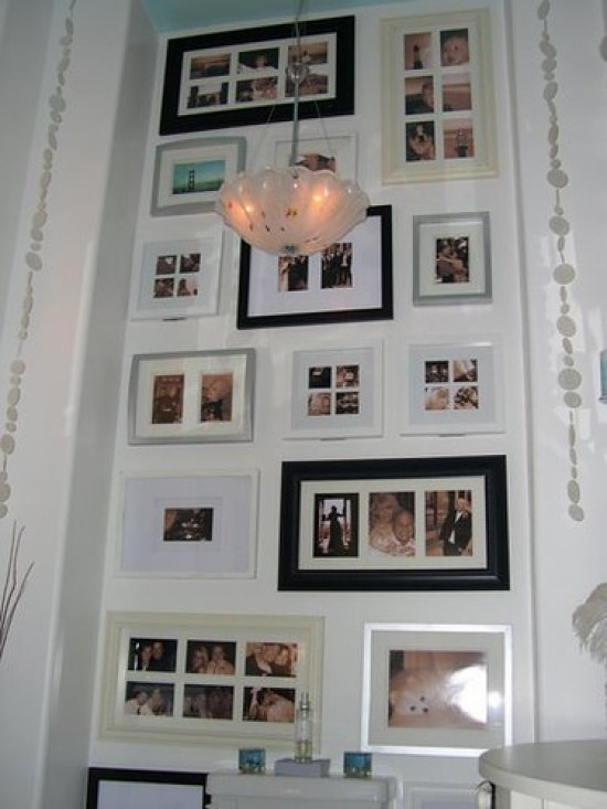 10 Photo Displays For Your Dorm Room