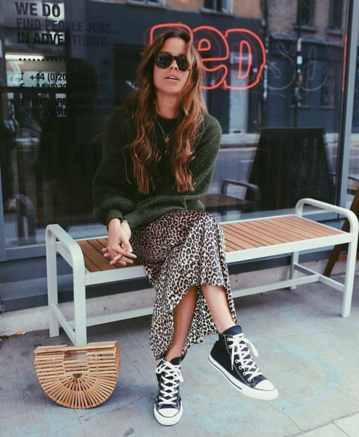 *8 Ways To Pair Your Favorite Sneakers With Any Outfit