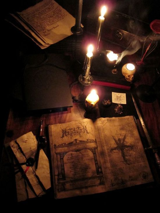 13 Forms Of Witchcraft That Exist In Real Life