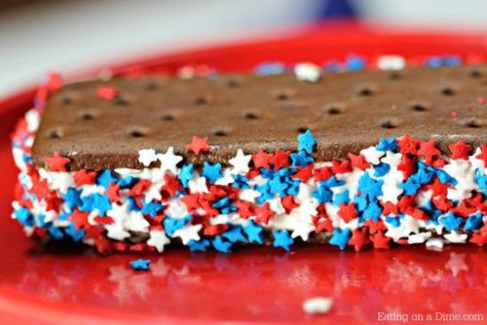 Looking for some delicious and festive Labor Day desserts? It's a safe bet to go with anything red, white and blue but these 8 easy and festive desserts with brighten up your Labor Day barbecue and take advantage of the last bits of summer.