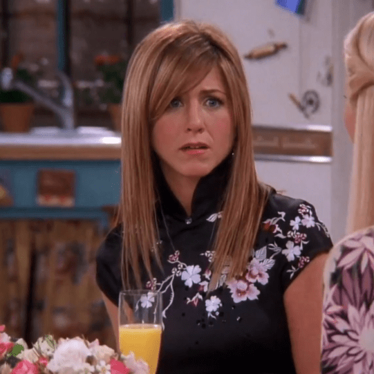 8 Times Rachel Green Was Fashion Goals