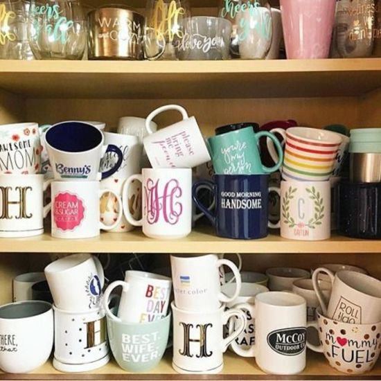 Why It's Never A Bad Thing To Own Too Many Mugs