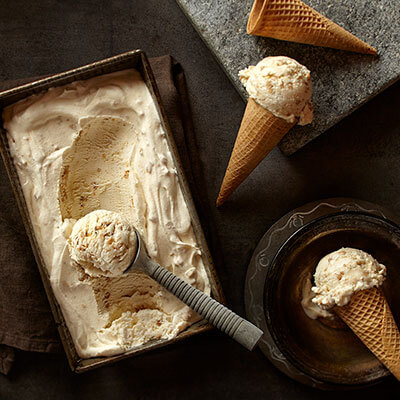 Fall Ice Cream Recipes You Can Make At Home