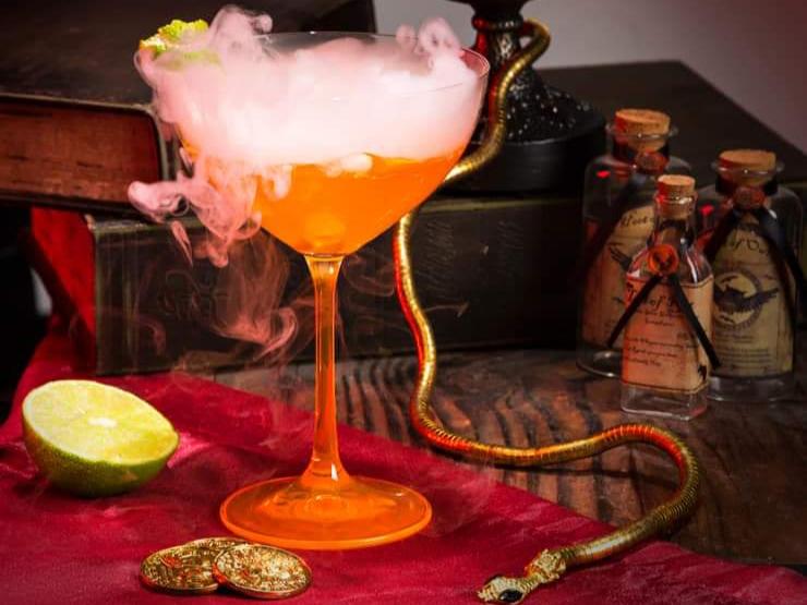 Jafar signature Cocktail.