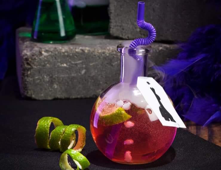 Yzmas potion Cocktail.