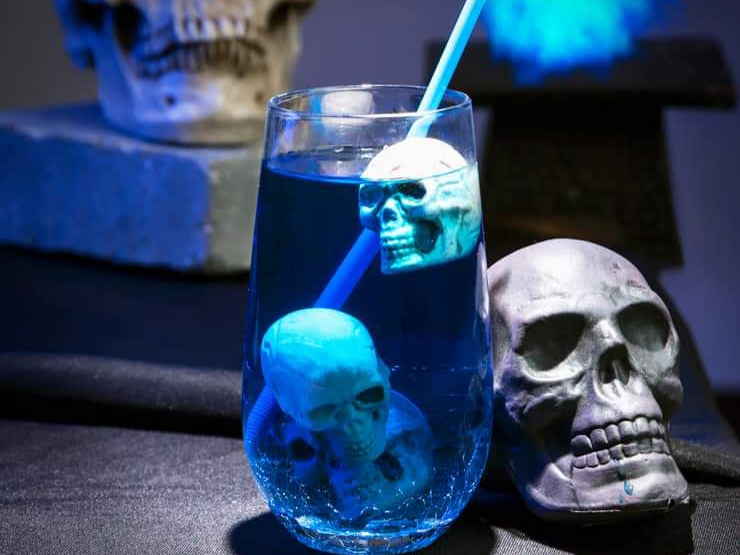 God of the underworld Cocktail.
