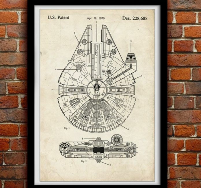 Star Wars gift idea.