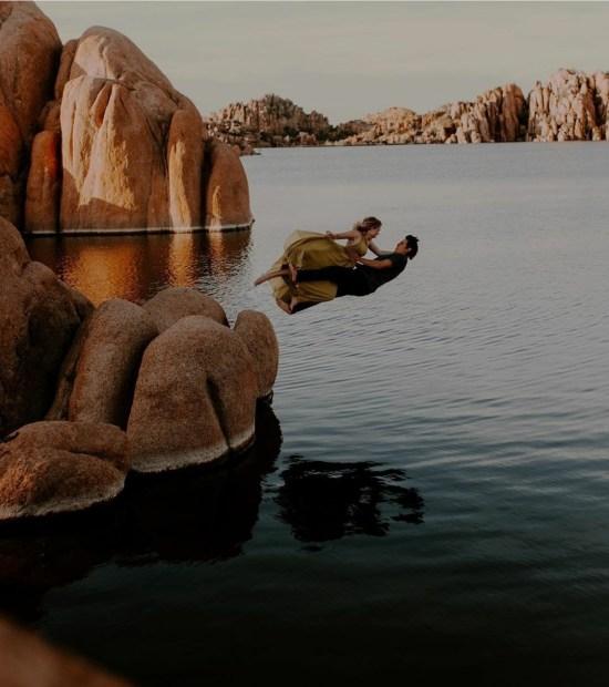 21 Creative Engagement Photoshoot Ideas