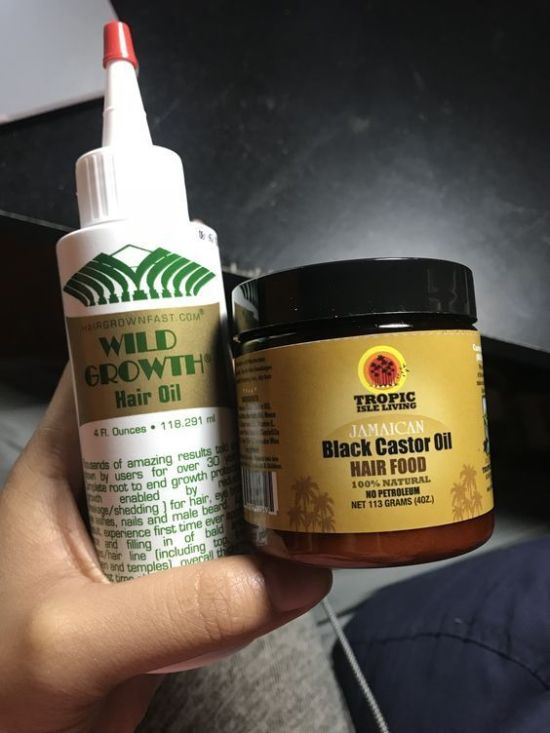 Good Habits For A Healthy Afro