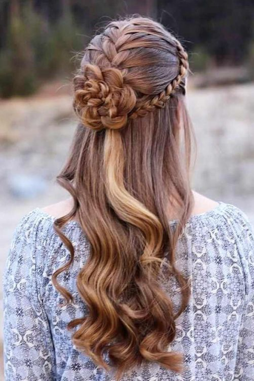 Prom Hairstyles Perfect For Every Hair Length