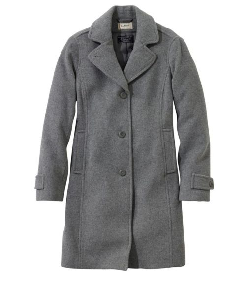 Make An Entrance With These Gorg Long Winter Coats