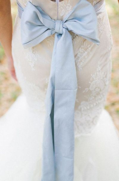 "10 Breathtaking ""Something Blue"" Ideas For Your Wedding Day"