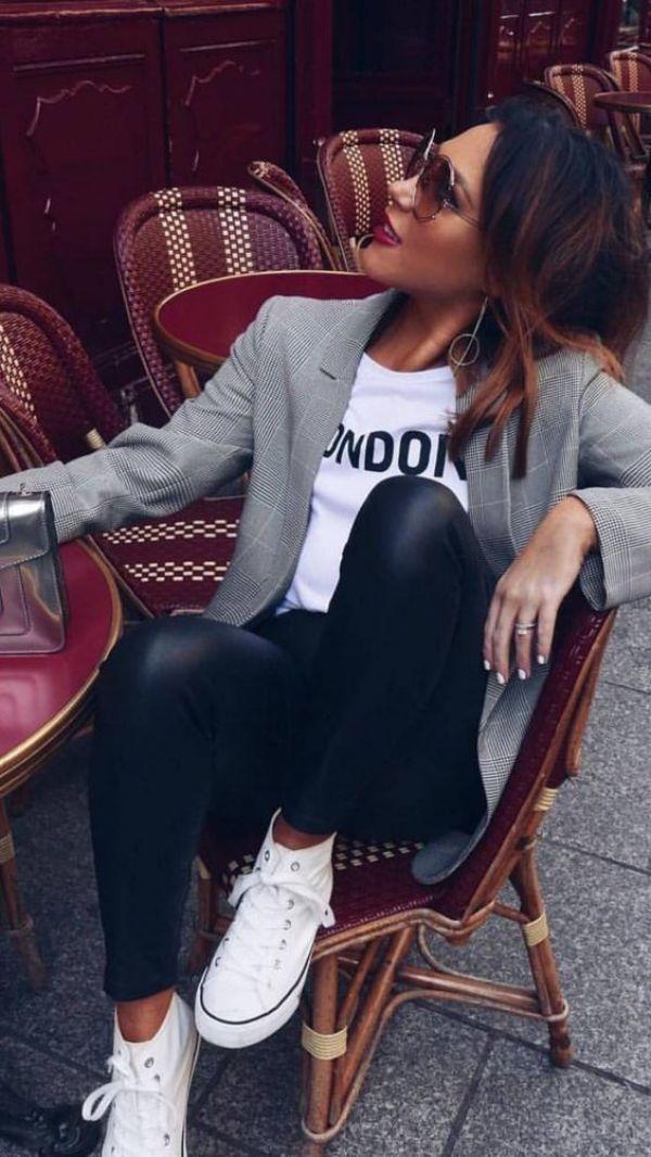 *10 Trendy Ways To Wear Your Classy Blazer This Fall