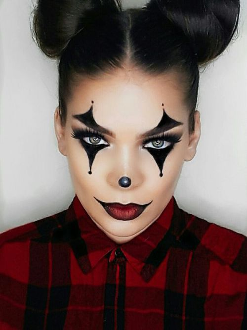 15 Easy and Last Minute Halloween Makeup Tutorials For When