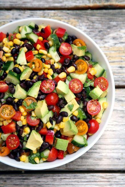 8 Avocado Salad Ideas To Try ASAP