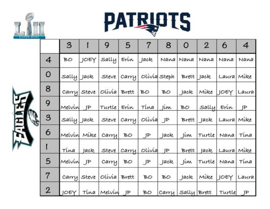 10 Superbowl Party Ideas For The Ultimate Patriots Fan