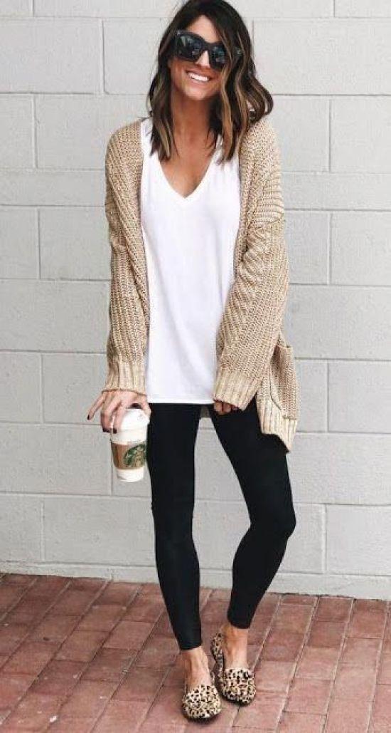 30 schöne Herbst und Winteroutfits - 15 Work Out Home Outfits Ideen, in denen Sie fantastisch aussehen werden