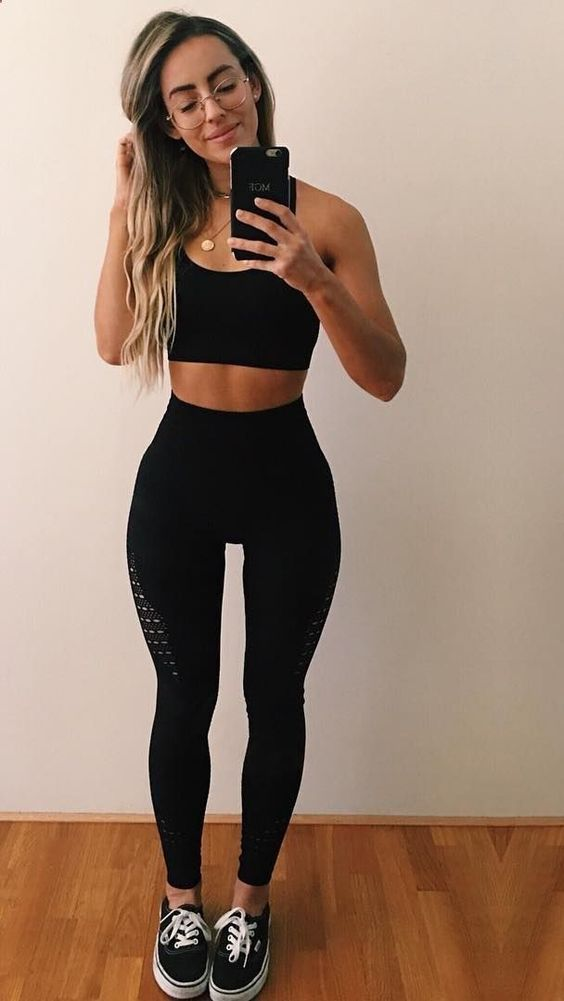 Which Workout Wear Is Right For Your Body Shape