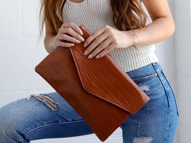 10 Vegan Leather Handbags We're Loving For Fall 2019