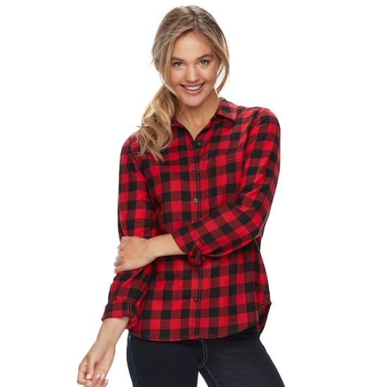 12 Ways To Style A Flannel