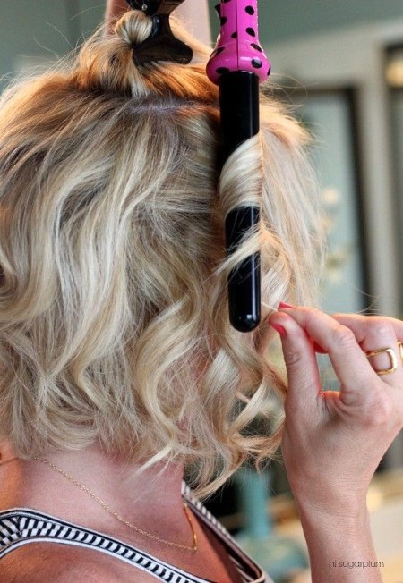 Tips And Tricks To Make Curling Your Hair Easier