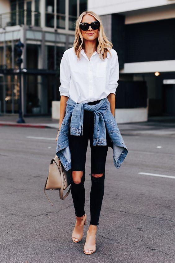Best Ways To Wear A Button Down Shirt