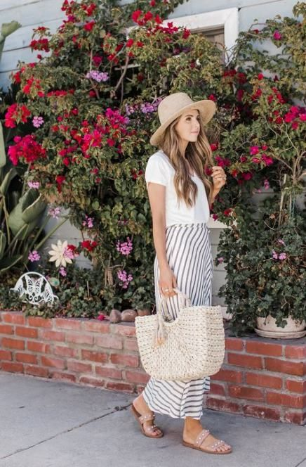 10 Ways To Style Maxi Skirts
