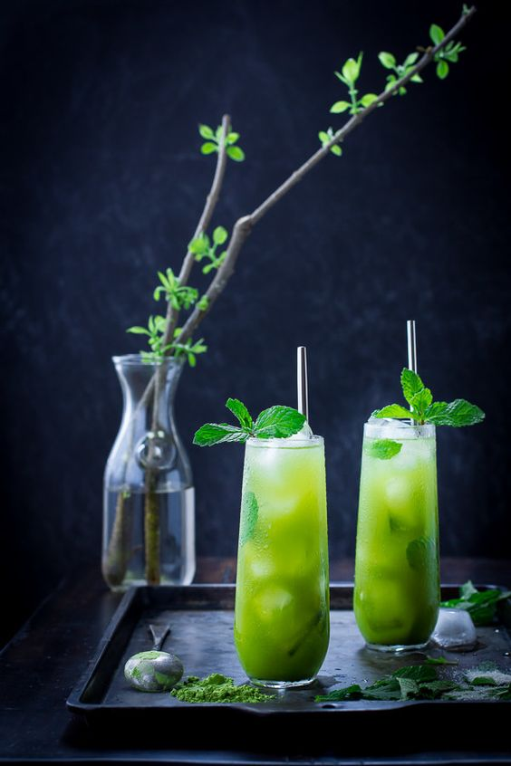 10 Green Alcoholic Drinks For St. Patrick's Day