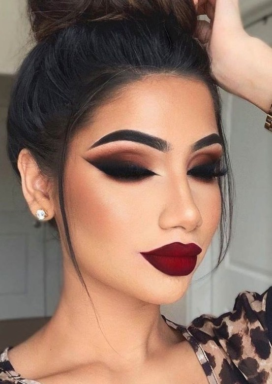 15 Makeup Looks To Try This Thanksgiving