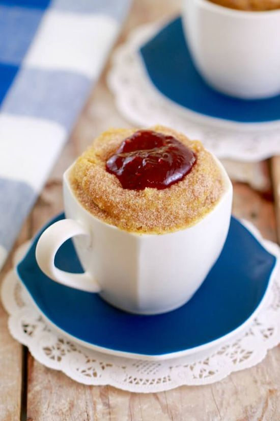 Mug Desserts To Make In The Microwave You Have To Try
